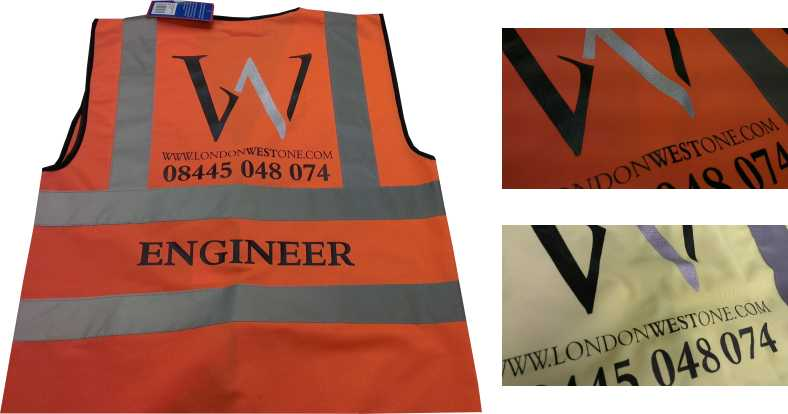 High visibility Workwear and clothing